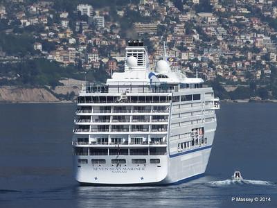 Regent SEVEN SEAS MARINER Approaching Monte Carlo 07-04-2014 09-19-56