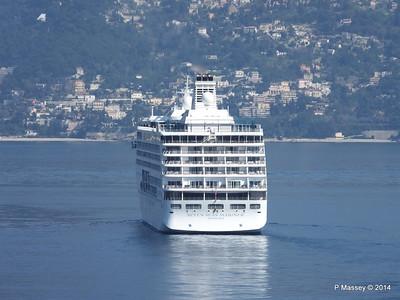 Regent SEVEN SEAS MARINER Approaching Monte Carlo 07-04-2014 09-19-06