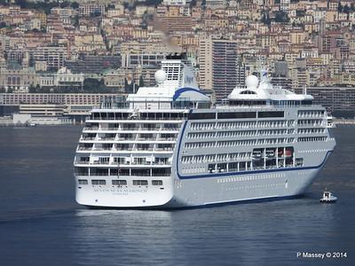 Regent SEVEN SEAS MARINER Approaching Monte Carlo 07-04-2014 09-23-33