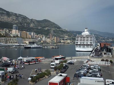 Regent SEVEN SEAS MARINER Monte Carlo 07-04-2014 13-05-18