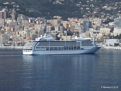 Regent SEVEN SEAS MARINER Approaching Monte Carlo 07-04-2014 09-36-57