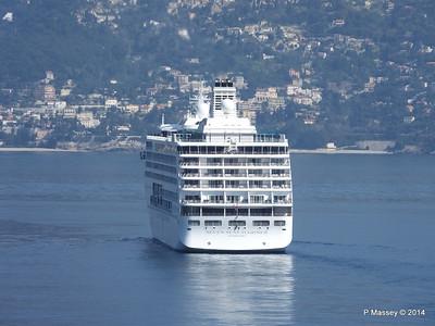 Regent SEVEN SEAS MARINER Approaching Monte Carlo 07-04-2014 09-19-03