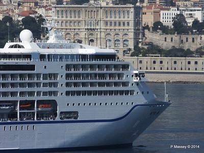 Regent SEVEN SEAS MARINER Approaching Monte Carlo 07-04-2014 09-27-43