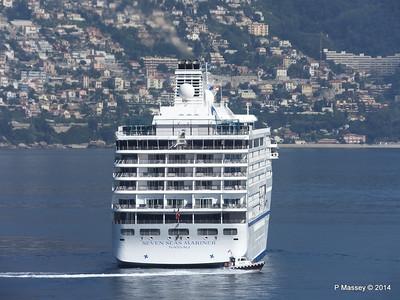 Regent SEVEN SEAS MARINER Approaching Monte Carlo 07-04-2014 09-19-37