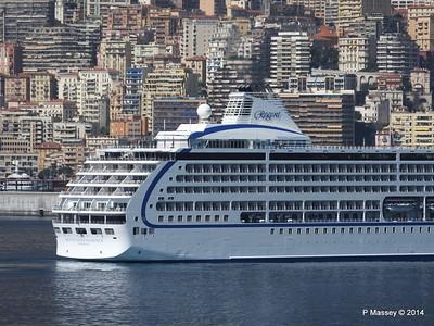 Regent SEVEN SEAS MARINER Approaching Monte Carlo 07-04-2014 09-37-22