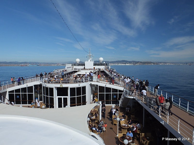 Approaching Barcelona over MSC SINFONIA PDM 06-04-2014 09-51-16