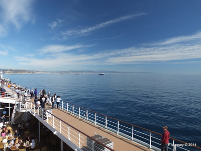 Approaching Barcelona from MSC SINFONIA PDM 06-04-2014 09-55-16