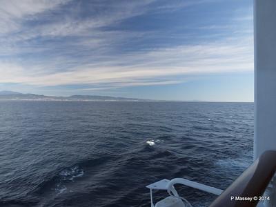 Spanish Coastline from MSC SINFONIA PDM 06-04-2014 08-35-23