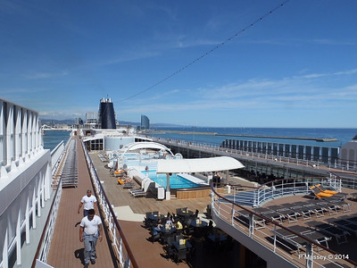 looking over MSC SINFONIA from Deck 13 stb fwd PDM 06-04-2014 12-26-05