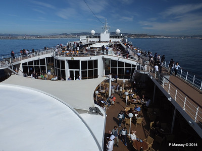 Approaching Barcelona over MSC SINFONIA PDM 06-04-2014 09-54-38