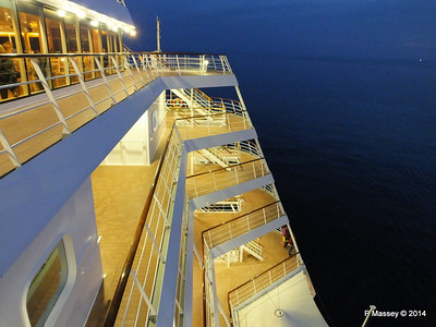 MSC SINFONIA Aft Decks at night PDM 07-04-2014 18-38-49