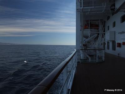 Spanish Coastline from MSC SINFONIA PDM 06-04-2014 08-35-35