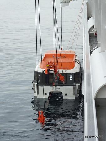 Raising Tender 8 Port side MSC SINFONIA PDM 07-04-2014 16-32-03
