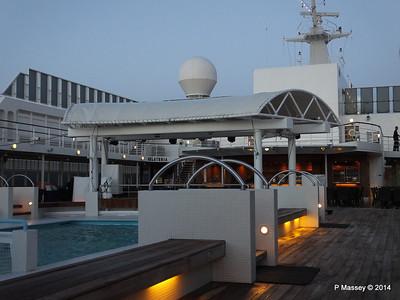Stage & Capri Bar fwd of Pools Deck 11 MSC SINFONIA PDM 06-04-2014 05-16-59