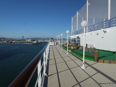 NORWEGIAN SPIRIT MSC SINFONIA 06-04-2014 16-30-43