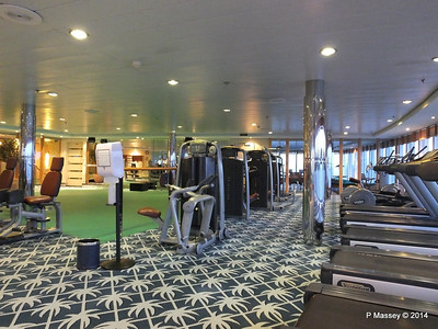 MSC AUREA Spa Gym MSC SINFONIA PDM 06-04-2014 05-20-24