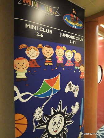 Mini Club Juniors Club MSC SINFONIA PDM 06-04-2014 05-23-25
