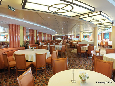 MSC SINFONIA Interior 5 - 8 Apr 2014