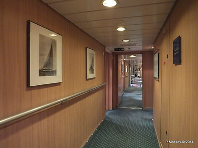 Hallway Deck 10 Stb aft MSC SINFONIA PDM 07-04-2014 06-28-23