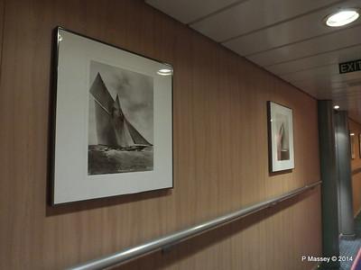 Hallway Deck 10 Stb aft MSC SINFONIA PDM 07-04-2014 06-28-11