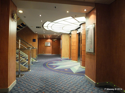 Lift Lobby Beethoven Deck 5 fwd MSC SINFONIA PDM 07-04-2014 05-24-03