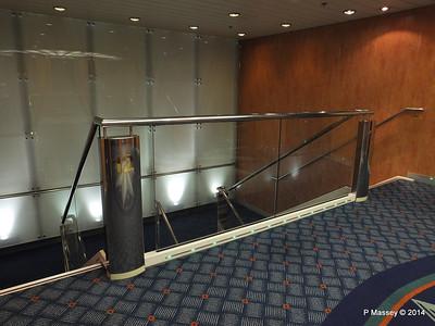 Stairwell Deck 12 fwd MSC SINFONIA PDM 07-04-2014 05-40-46