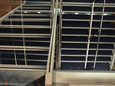 Stairwell Deck 12 fwd MSC SINFONIA PDM 07-04-2014 05-41-13