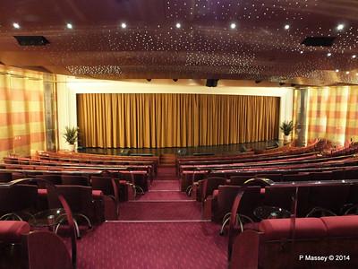 Teatro San Carlo MSC SINFONIA Apr 2014