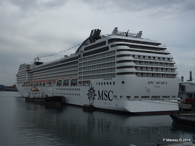 MSC MUSICA Ponte Andrea Doria Genoa PDM 05-04-2014 07-53-36