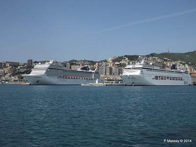 MSC MUSICA MSC SINFONIA Genoa PDM 05-04-2014 11-21-50
