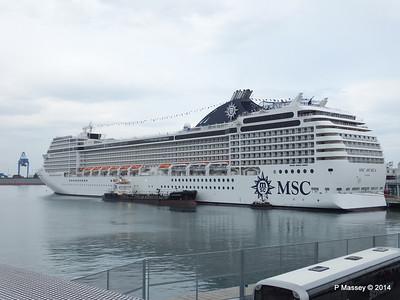MSC MUSICA Ponte Andrea Doria Genoa PDM 05-04-2014 07-49-24