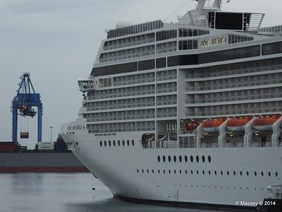 MSC MUSICA Ponte Andrea Doria Genoa PDM 05-04-2014 07-50-15