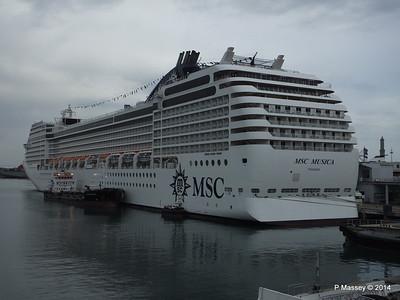 MSC MUSICA Ponte Andrea Doria Genoa PDM 05-04-2014 07-53-38