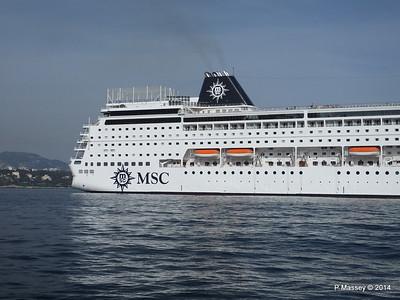 MSC SINFONIA Monaco from Tender 07-04-2014 15-12-50