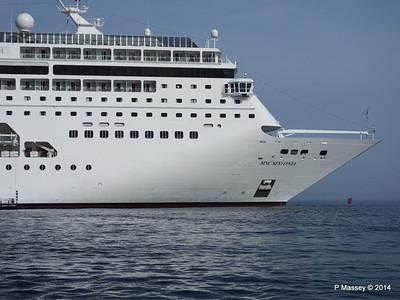 MSC SINFONIA Monaco from Tender 07-04-2014 15-12-35