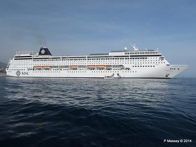 MSC SINFONIA Monaco from Tender 07-04-2014 15-12-23