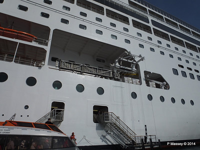 MSC SINFONIA Monaco from Tender 07-04-2014 15-11-17