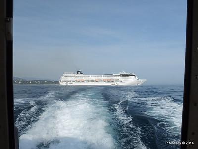 MSC SINFONIA Monaco from Tender 07-04-2014 15-13-30