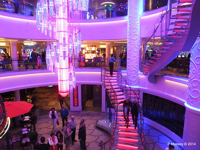 678 Ocean Place Cascading LED Chandelier NORWEGIAN GETAWAY PDM 14-01-2014 22-51-15