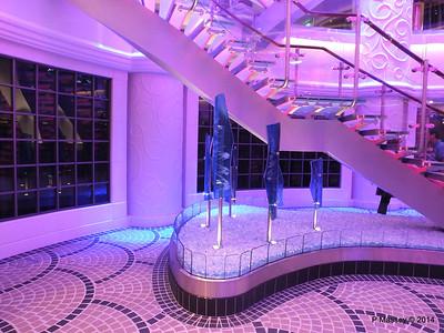 678 Ocean Place Atrium NORWEGIAN GETAWAY Jan 2014