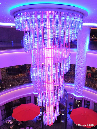 678 Ocean Place Cascading LED Chandelier NORWEGIAN GETAWAY PDM 14-01-2014 22-52-47