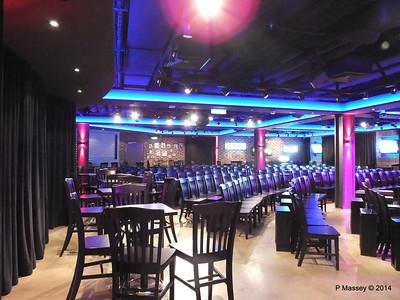 Headliners Comedy Club Deck 6 NORWEGIAN GETAWAY Jan 2014