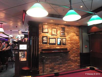 O'Sheehan's Bar Games Area NORWEGIAN GETAWAY PDM 14-01-2014 22-49-58
