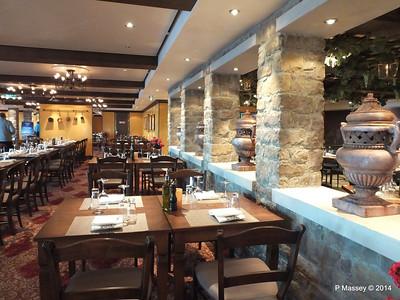 La Cucina Italian Restaurant NORWEGIAN GETAWAY PDM 14-01-2014 09-02-44