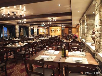 La Cucina Italian Restaurant NORWEGIAN GETAWAY PDM 15-01-2014 07-44-13