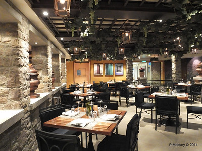La Cucina Italian Restaurant NORWEGIAN GETAWAY PDM 15-01-2014 07-44-33