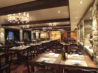 La Cucina Italian Restaurant NORWEGIAN GETAWAY PDM 15-01-2014 07-44-27