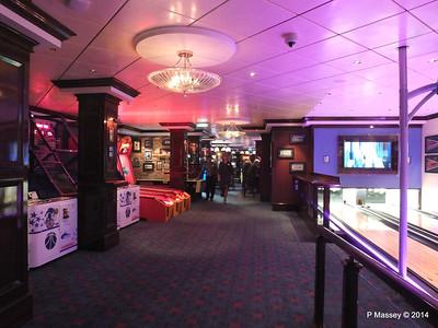 O'Sheehan's Bar Games Area NORWEGIAN GETAWAY PDM 14-01-2014 22-48-40