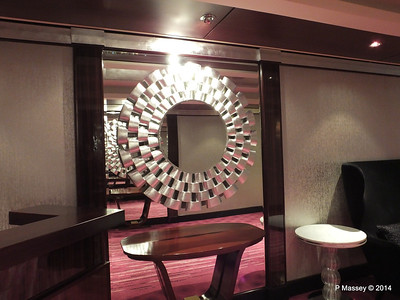 Entrance to the Tropicana Room NORWEGIAN GETAWAY PDM 15-01-2014 07-31-10