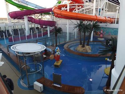 Kid's Aqua Park NORWEGIAN GETAWAY PDM 14-01-2014 08-34-09